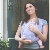 Why would you prefer a woven baby sling?