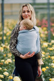 Baby sling Old Blue_