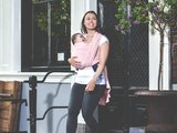Baby sling Peach - size 7_