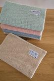 Toddler blanket Wool - Oatmeal_