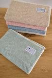 Toddler blanket Wool - Ocean_