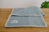 Toddler blanket Wool - petrol_