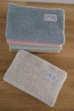 Baby blanket Wool - Grey_