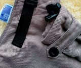 NEW! Brown Carrier Click & Go Baby_