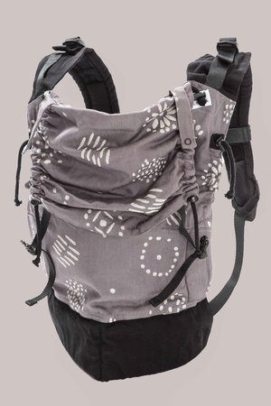 Carrier Happiness Grey - standard