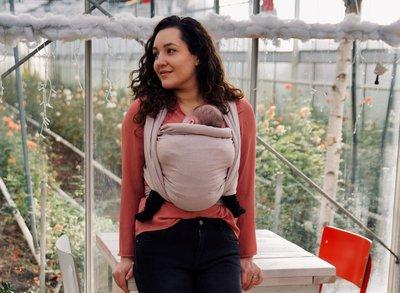 NEW! Woven sling - Rose
