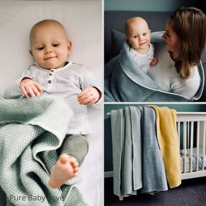 Promo: Baby and Toddlerblanket