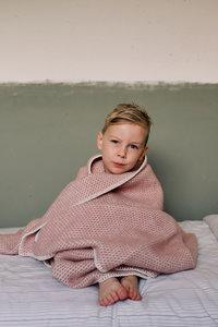 Baby blanket Wool - Pink